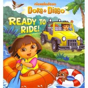 Dora & Diego Ready to Ride, Shaw, Natalie Childrens Books