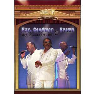 Walmart Live In Concert (Music DVD), Ray, Goodman & Brown Music
