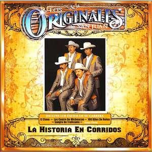 La Historia En Corridos, Los Originales de San Juan