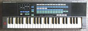 Rare Casio Stereo SK200 Sampler / Electronic Keyboard