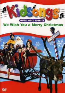 Kidsongs   We Wish You a Merry Christmas (DVD)
