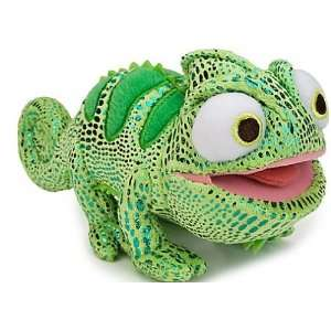 Tangled 8 Inch Plush Figure Chameleon Pascal Green Toys & Games