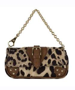 Dolce & Gabbana Leopard Print Mini Handbag