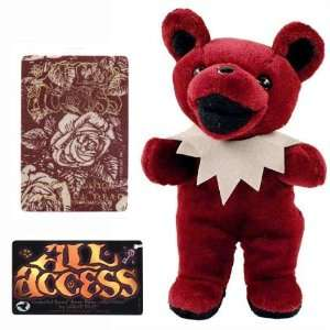 Bean Bear   Plush Toy   All Access Limited Edition Toys & Games