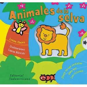 Animales de La Selva (Spanish Edition) (9789500726238