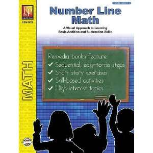 Number Line Math A Visual Approach to Learning Basic