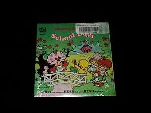 Strawberry Shortcake In School Days Readalong Book & Record new