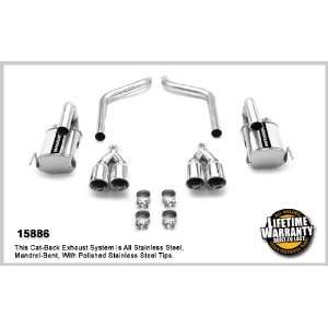 MagnaFlow Performance Exhaust Kits   05 07 Chevrolet Corvette 6.0L V8