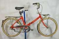 Vintage Peugeot UNS40 Folding Bicycle Collapsing Bike 550A Simplex