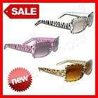 Leopard Tiger Zebra ANIMAL PRINT SUNGLASSES NEW WHOLESALE CLOSEOUT