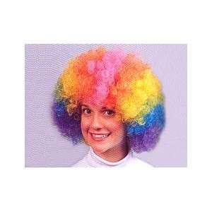 Afro Clown Wigs