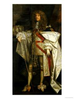 Portrait of Henry Jermyn, Earl of St. Albans Giclee Print by Sir Peter