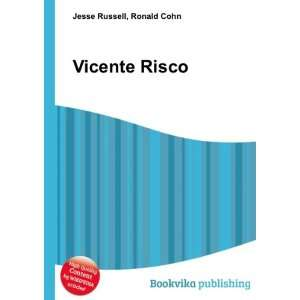 Vicente Risco Ronald Cohn Jesse Russell Books