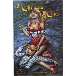Grimm Fairy Tales 3 Hansel & Gretel Story (Volume 1) J.C