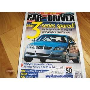 : 2005 Chevy Chevrolet Cobalt LS Car And Driver Magazine: Automotive