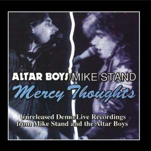 Mercy Thoughts (Unreleased Demo/live Recordings from Mike