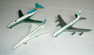Vintage 1970s Diecast Toy Airplane Plane Lot 35pc Collection w