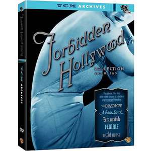 Forbidden Hollywood Collection, Vol. II Movies