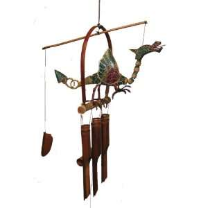Dragon Flame Wind Chime   Hand Tuned