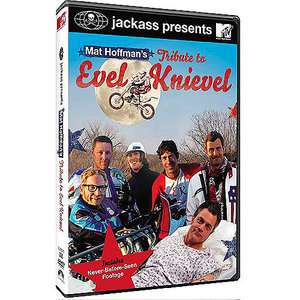 Presents Mat Hoffmans Tribute To Evel Knievel (Widescreen) Movies