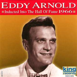 Country Music Hall of Fame, Eddy Arnold Country