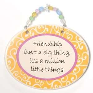 Tumbleweed Friendship Isnt a Big Thing, Its a Million Little Things