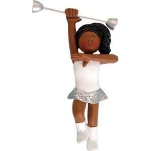 Baton Twirler Female African American