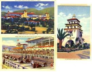MEXICO   TIJUANA   AGUA CALIENTE HOTEL & RACE TRACK