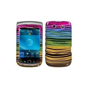 BlackBerry Torch 9800 Graphic Case   Breezy Midnight Cell