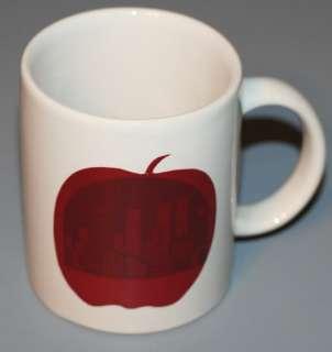 New York Magazine Apple Collectible Coffee Mug Cup