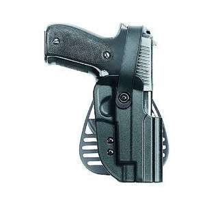 Kydex Concealment Paddle Holster, Glock 26, 27 & 33, Size 12, Thumb