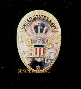 US NAVY BADGE HAT PIN USS USN EAGLE US USA AUTHENTIC