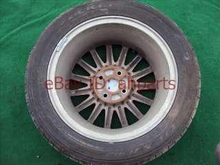 01 02 03 04 05 Honda Civic Wheel rim OEM aluminum alloy 15 15 spoke 4