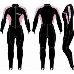 New Tilos Womens Lycra Full Skin Suit for Scuba Diving & Snorkeling