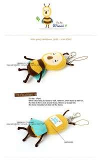 Hello Geeks Key chain holder phone strap 5character