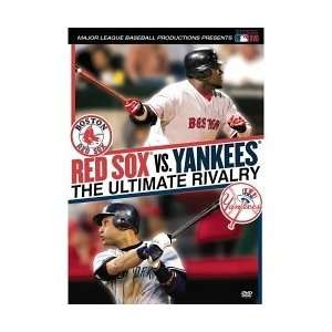 Red Sox VS Yankees Rivalry DVD