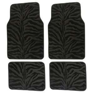 Style Car Truck SUV Front & Rear Seat Carpet Floor Mats   4PC