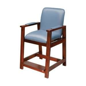 Medical Wood Frame High Hip Replacement Chair