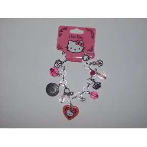 Hello Kitty Vintage Style Charm Bracelet