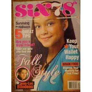 Six78th Magazine September / October 07 SIX78TH Books