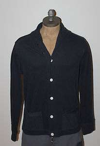 AUTH $145 Polo Ralph Lauren Mens Navy Jacket