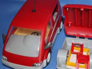 Family Car People Carrier Trailer figures bikes & more HOLIDAY 3213