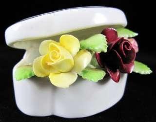 Royal Adderley Floral Porcelain Figurine, Roses |