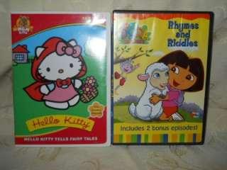 lot kids~girls~Barbie~Princess~Dora~Hello Kitty~more see list