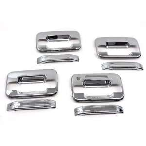 04 11 09 10 FORD F150 4DR 4pc Front + Rear Door Handle Handles Cover