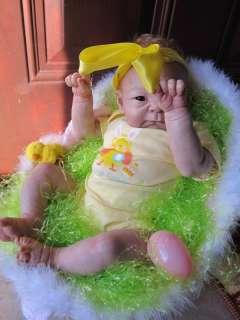 Reborn baby girl Sweet Ellee