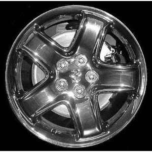 01 03 DODGE STRATUS SEDAN ALLOY WHEEL RIM 16 INCH, Diameter 16, Width