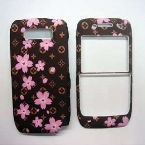 flower c nokia e71 e71x Straight Talk phone cover case