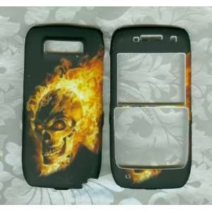 f skull nokia e71 e71x Straight Talk phone cover case