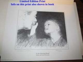 1992 MITCHELL TOLLE American Artist SIGNED Limited Ed Book & Print